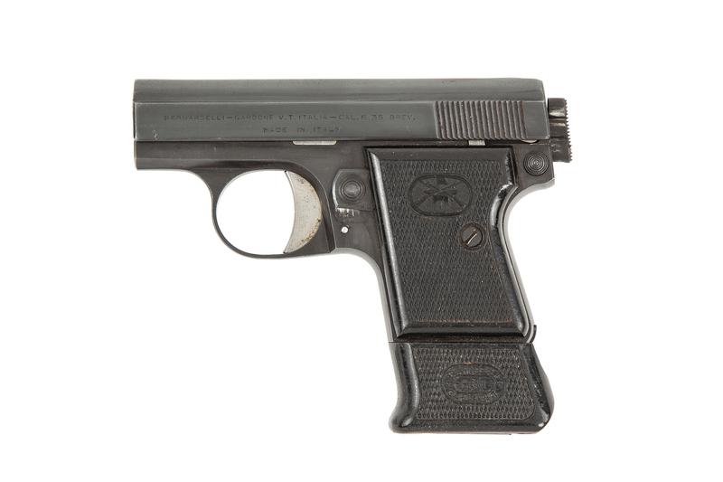 Tim Holt's Bernardelli Semi-Automatic Pocket Pistol