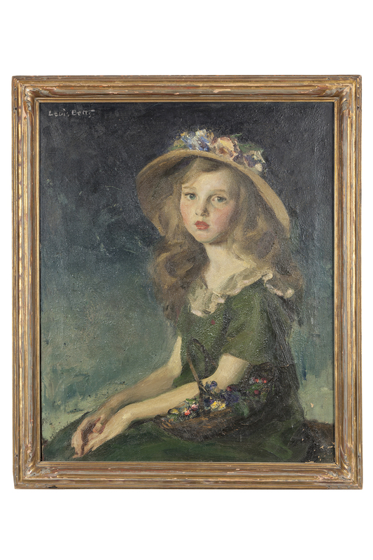 Louis L. Betts (1873-1961) Painting