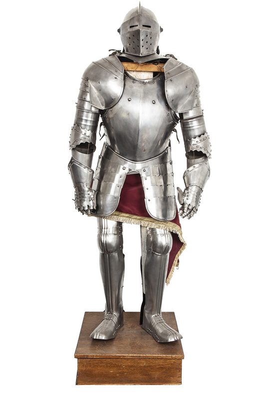 20th C. Suit of Armor