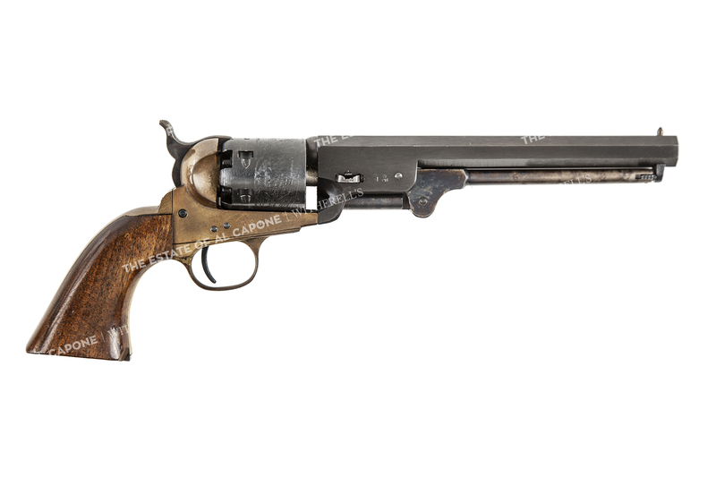 Sonny Capone's Reproduction Colt Navy Revolver