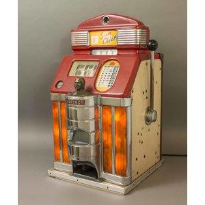 Jennings Sun Chief Nickel Slot Machine