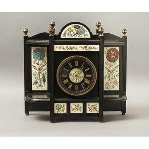 E. Lourdelet Aesthetic Clock