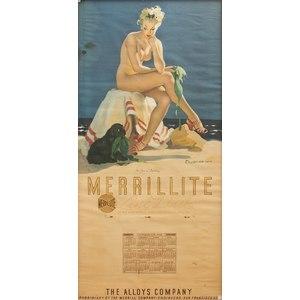 Merrillite Advertisement