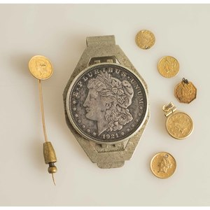 Gold and Silver Coin Jewelry