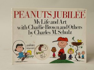 Four Charles Schulz Autographed Books