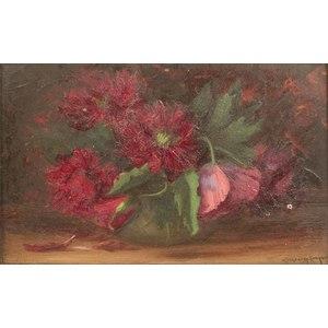 Minnie Elizabeth Kleinsorge Kemper (1875-1960) Still Life Painting