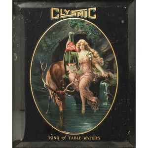 Clysmic, King of Table Waters Advertisement