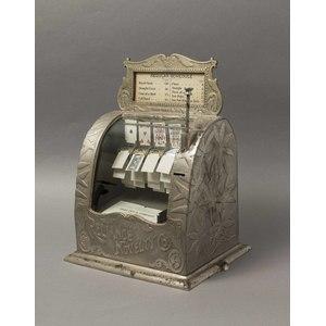 Reliance Novelty Co. Cast Iron Trade Stimulator