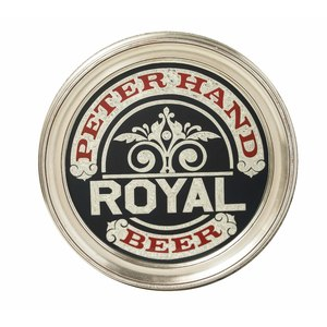 Better Hand Royal Beer Advertising Sign
