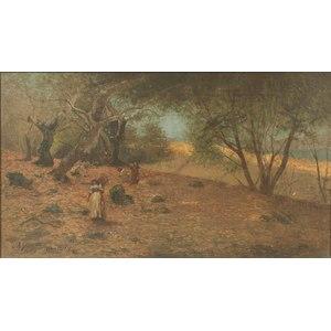 John A. Stanton Painting