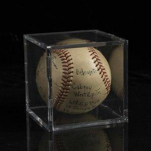 Jackie Robinson Signed Baseball, PSA Authentication