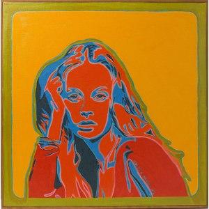 Howard R. Perkins (California, 20th c) Painting