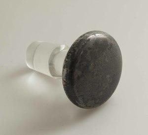 Locke Art Glass Liquor Decanter with Golf Theme