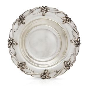 Shreve & Co Sterling Silver Bowl, 15.5 ozt