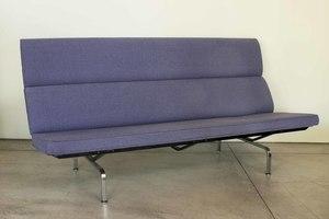 Charles U0026 Ray Eames Sofa Compact For Herman Miller