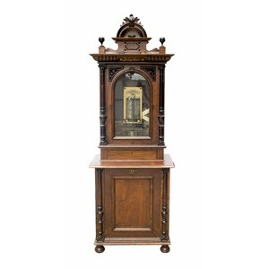 Upright Coin Op Peters Polyphon Music Box