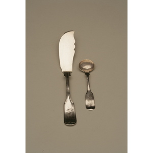 Joseph Brothers (1852-1859) Silver Flatware