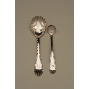 Joseph Brothers (1852-1859) Silver Spoons