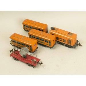 Lionel 0 Gauge Train Set