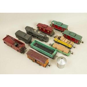 Lionel 0 Gauge Freight Train Set