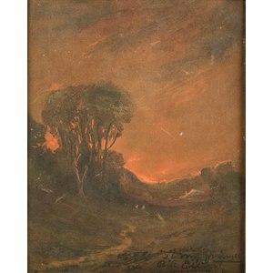 Tilden Dakin Landscape Painting