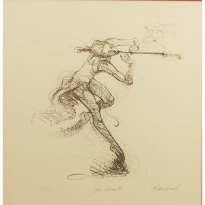 Richard MacDonald (b. 1946) Limited Edition Lithograph -