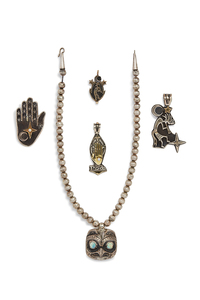 Assorted Native American Jewelry
