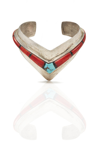 Ben Nighthorse Sterling Cuff