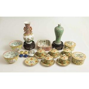 Assorted Asian Ceramics FR3SH