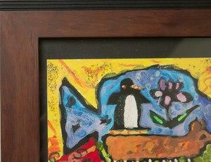 Maija Peeples Bright Painting,