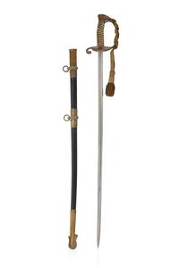 US Naval Officer Sword