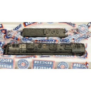 Lionel Black #3985 Engine with Coal Tender