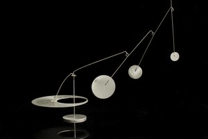 Jerome Kirk Kinetic Sculpture