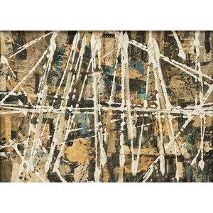 Darrell Forney (California, 1933-2001) Collage