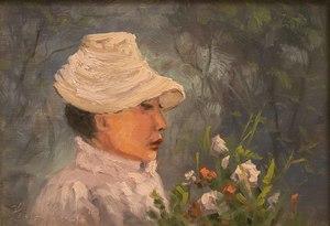 Heinie Hartwig Painting