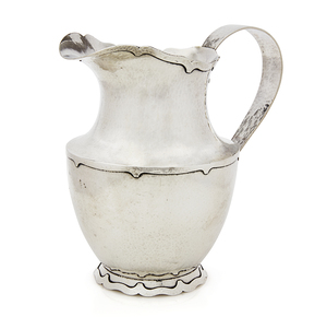 Shreve & Co. Sterling Silver Pitcher, 26.3 ozt