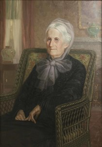 Charles A. Gray Painting