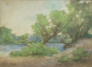 Eunice Booth Painting