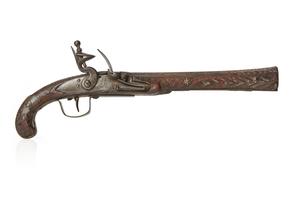 North African Flintlock Pistol