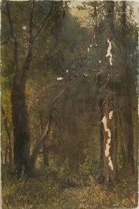 Frederick Schafer (1839-1927) Painting
