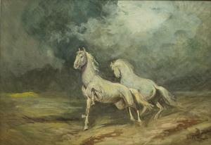 Gianluigi Giovanetti Painting