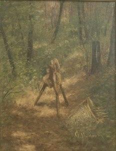 Grace Hudson (Hudron) Sketch