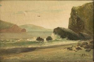 Alexander Woolf (b. 1840) Painting