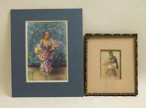 Esther Hunt and Grace Hudson Prints