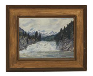 Henry Breuer (1860-1932) Painting