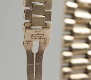 Rolex Mens Day-Date President Diamond Dial 18k Watch