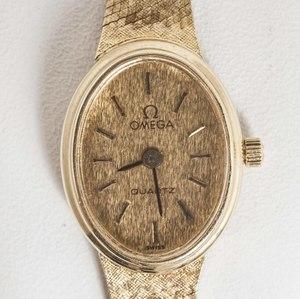 Lady's Omega 14K Watch