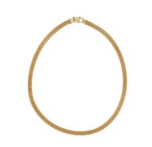 18k Gold Necklace, 18 gm