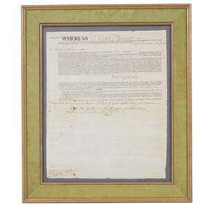 1793 Philadelphia Document