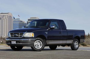 2002 Ford 150 XLT